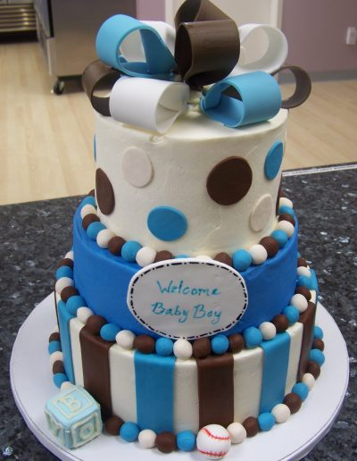 Cake Shop Baby Shower 13
