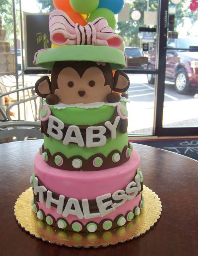 Cake Shop Baby Shower 15