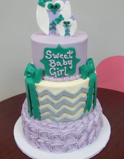 Cake Shop Baby Shower 16
