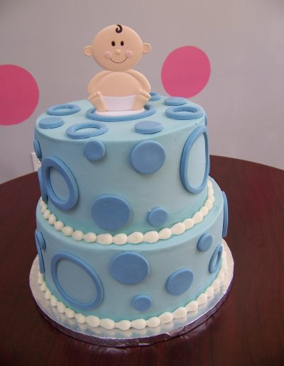 Cake Shop Baby Shower 2