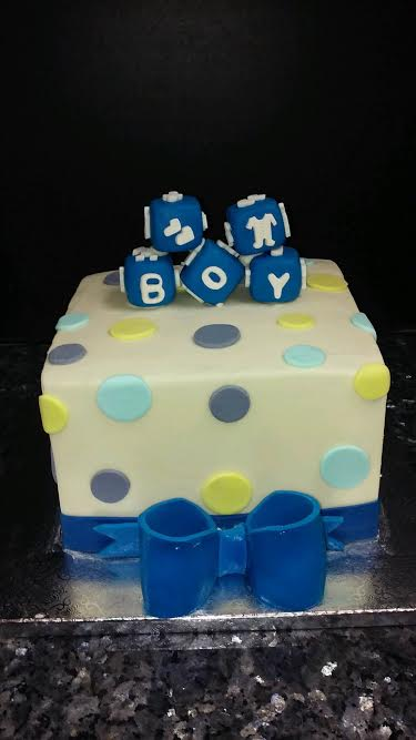 Cake Shop Baby Shower 38