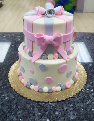 Cake Shop Baby Shower 5