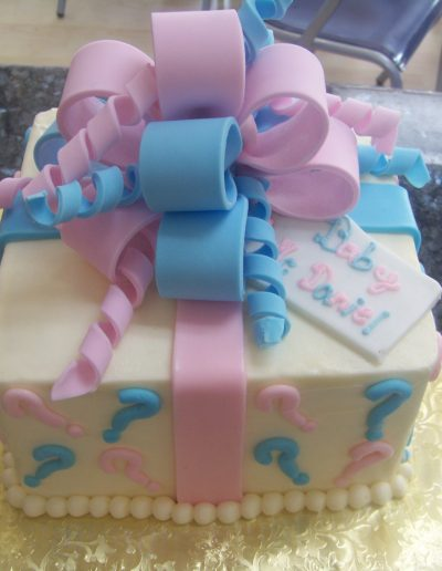 Cake Shop Baby Shower 7