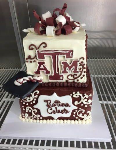 Cake Shop Graduation 1