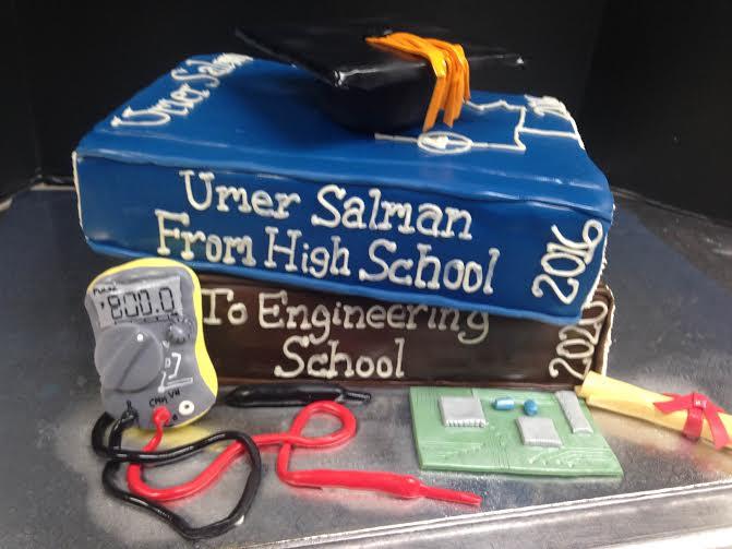 Cake Shop Graduation 15