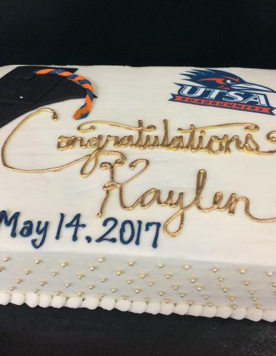 Cake Shop Graduation 18