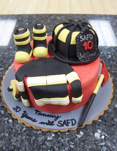 Cake Shop Military 12