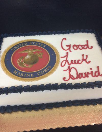 Cake Shop Military 17