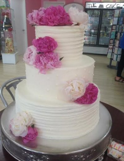 Cake Shop Wedding 1